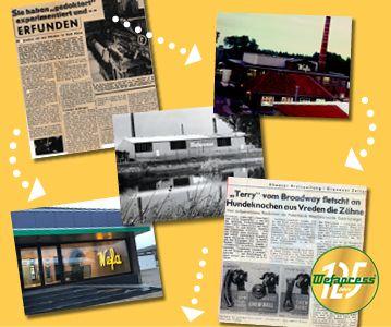 125 Jahre Wefapress®: ein Jubiläum, das – wenn auch anders – gefeiert werden muss!